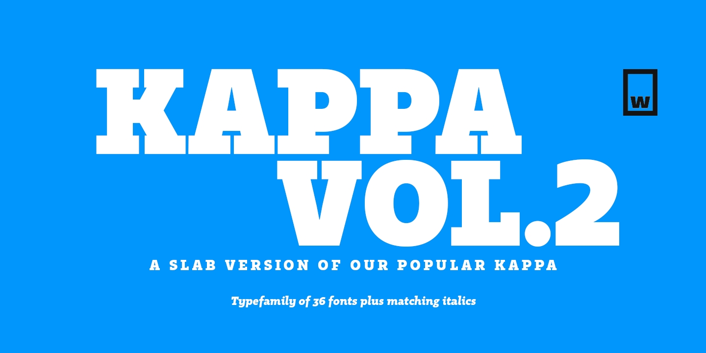 Kappa Vol.2 Text